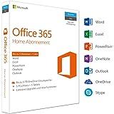Microsoft Office 365 Home multilingual | 5 Nutzer | Mehrere PCs / Macs, Tablets und mobile Geräte | 1 Jahresabonnement | Box