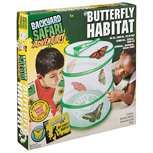 Backyard Safari 0T2456004BYS - Habitat per...