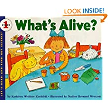 What's Alive?: Let's Read and Find out Science - 1