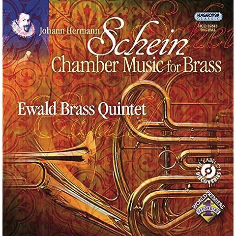 Erschienen ist der herrliche Tag (arr. for brass quintet)