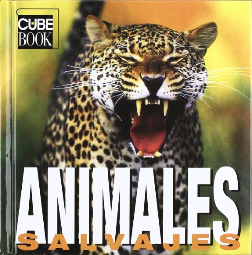 Animales salvajes (CUBE BOOK) por AAVV