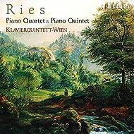 Ries: Piano Quartet & Piano Quintet