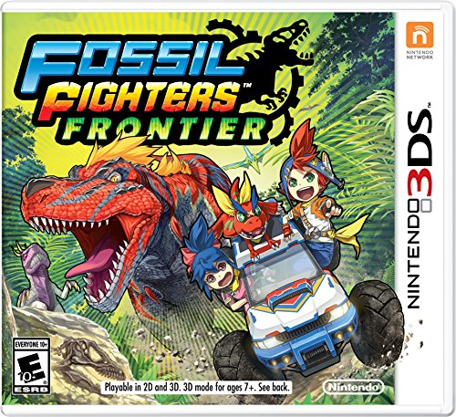 Price comparison product image Fossil Fighters: Frontier