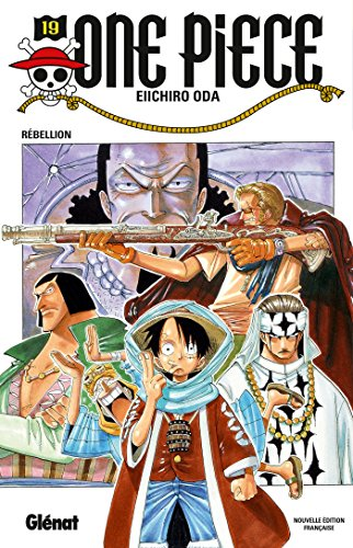 One Piece - Édition originale - Tome 19: Rébellion