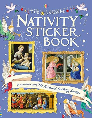 Nativity Sticker Book (Sticker Books)