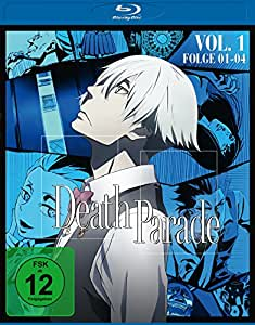 Death Parade Vol. 1 - Folge 01-04 [Blu-ray]
