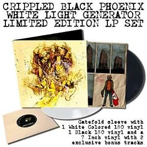 White Light Generator (Black & White Lp+7) [Vinyl LP]