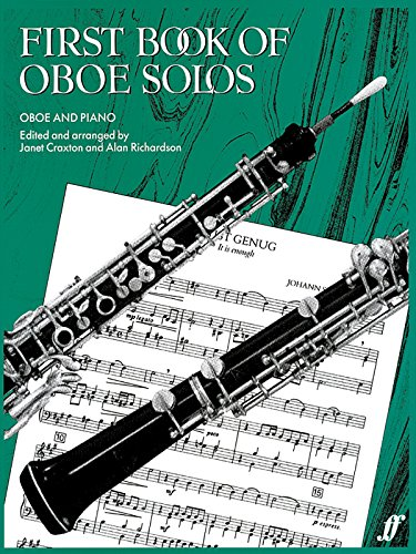 First Book of Oboe Solos: (Oboe and Piano) (Faber Edition)
