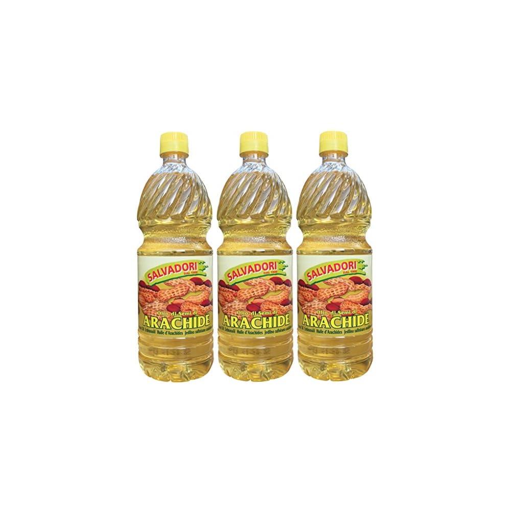 Erdnussl Salvadori 3 X 1liter In Pet Flasche
