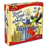 Noris Spiele 606011294 - Die verrückte Vogelscheuche, Legespiel