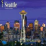 Seattle 2018 Calendar