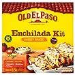 Old El Paso Cheesy Baked Enchilada Dinner Kit, 663g