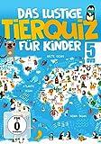 DVD Cover 'Das lustige Tierquiz für Kinder [5 DVDs]