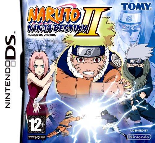 Naruto Ninja Destiny 2 - European V.