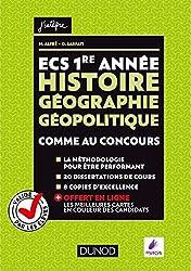 ECS 1re année - Histoire Géographie Géopolitique - Comme au concours