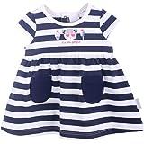 Stummer Newborn Baby Girls Dress, Blue, Size 62, 3 Months