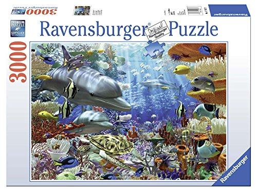 Ravensburger 17027 Universo marino Puzzle 3000 pezzi