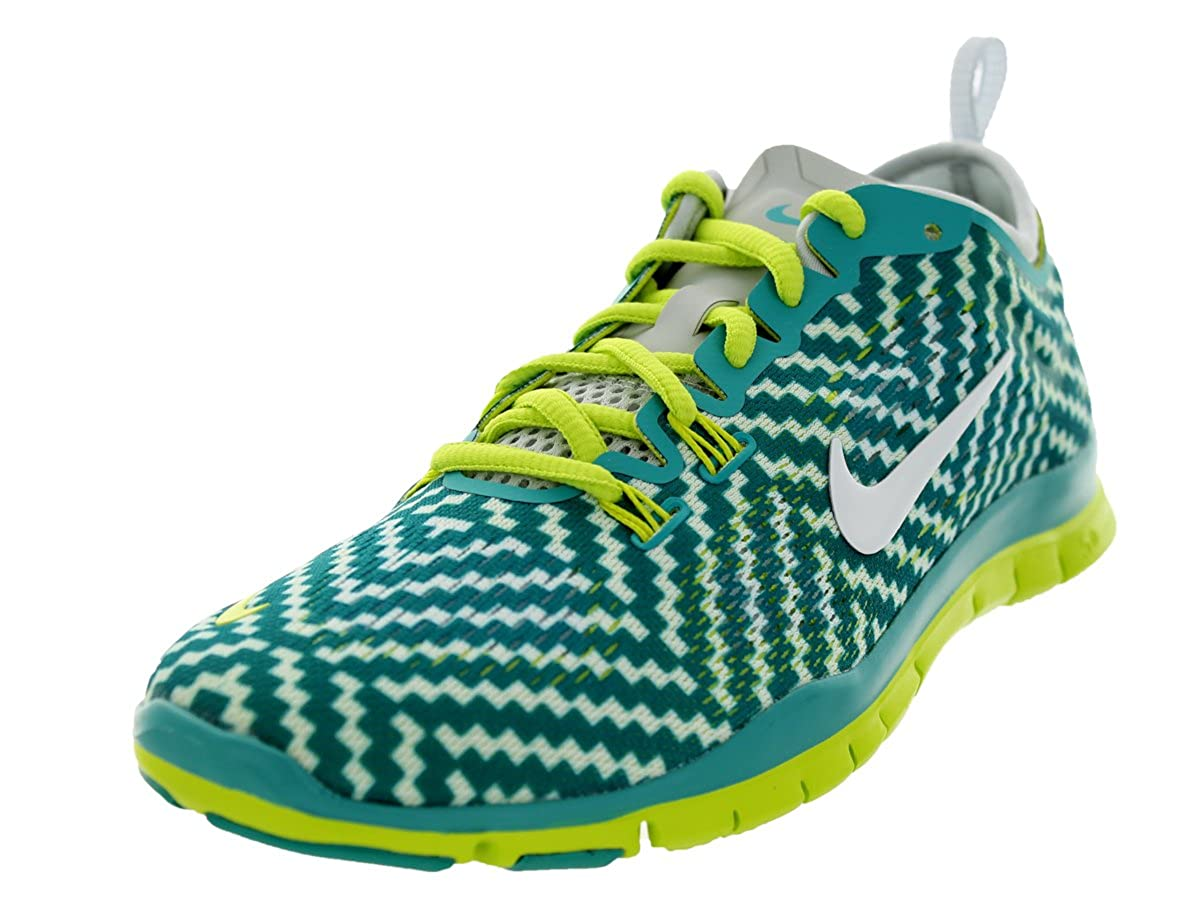... NIKE Wmn Nike Free 5.0 Tr Fit 4 Prt Womens Running Shoes Amazon.co.
