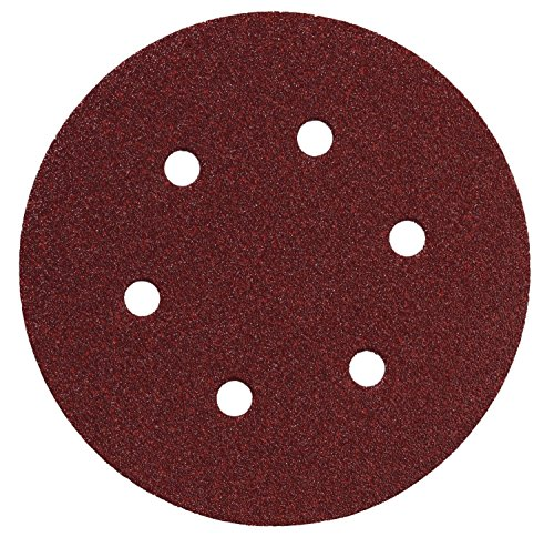 Velcro sanding disc Dia125mm - P 120 for Sander/Polisher (5)