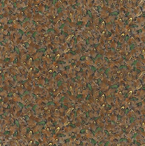 514728-carta-da-parati-foresta-nera-marrone-roverelle-verde-fagiano-piume