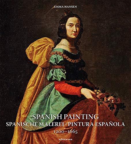 Spanish Painting 1 Von den Anfängen bis zum Barock Italienischen Barock-kunst