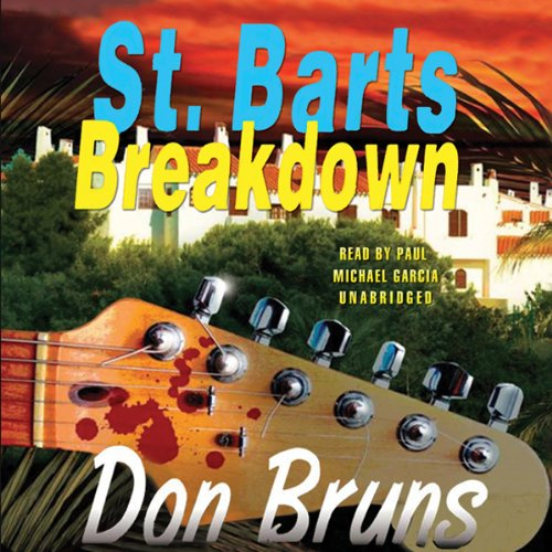 St. Barts Breakdown  Audiolibri