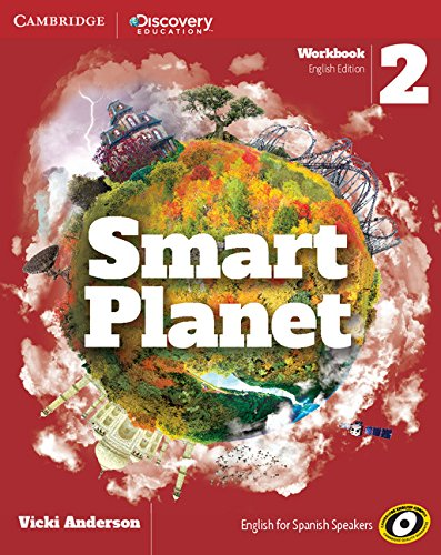 Smart Planet Level 2 Workbook English - 9788483236543
