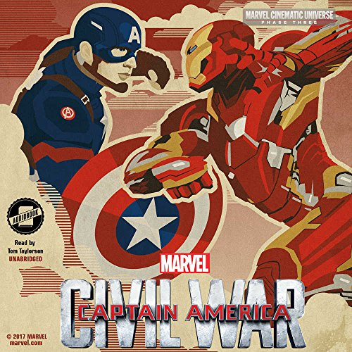 Marvel's Captain America Civil War (Marvel Cinematic Universe Phase 3)