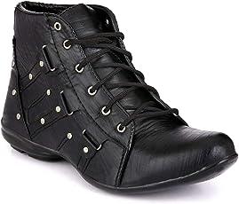 JOKATOO Black Boot