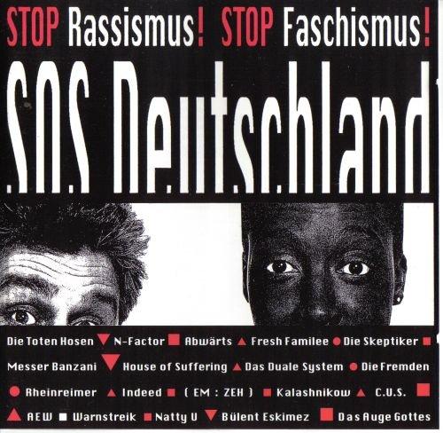 Die Toten Hosen, N-Factor, Abwõrts, Fresh Familee, Die Skeptiker..