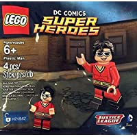 DC Comics Super Heroes - Plastic Man - Lego Mini Figure