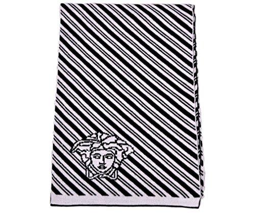 Versace Designer Schal Scarf Sciale 30 x 178 x 0cm (Schal Versace)