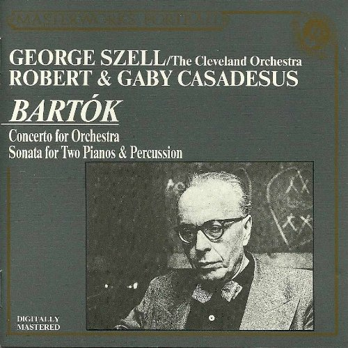 Concerto For Orchestra / Sonata For Two Pianos & Percussion (Szell)