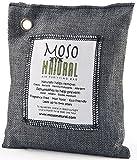 Le Moso sac de 200 grammes est un façon facile et convenable pour garde un frais, sec et sans odeur. Fait d'un seul ingrédient naturel incroyablement puissant, le charbon de bambou moso, le sac de Moso est sans relâche pour effectivement absorber et ...