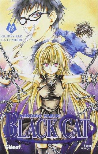 Black Cat, Tome 18 : Guidés par la lumière par Kentaro Yabuki