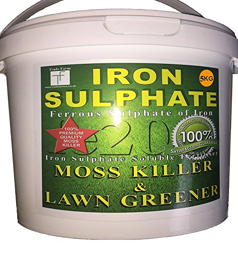 tradefarmni-iron-sulphate-premium-soluble-fertiliser-moss-killer-and-lawn-greener-dry-powder-tub-5-k