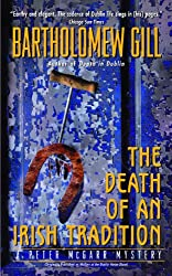The Death of an Irish Tradition: A Peter McGarr Mystery