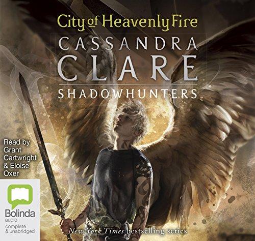 City of Heavenly Fire (Mortal Instruments (6))