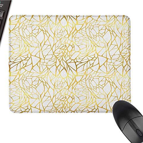 struktion, Design unter Bau, rost Grunge Arbeitsstelle Schild, raues Display, gelb, grün, schwarz Pad für Maus 9.8