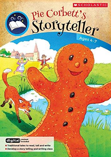 Teacher's Book Ages 4- 7 (Pie Corbett's Storyteller)