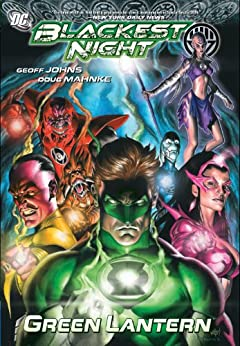 Blackest Night: Green Lantern by [JOHNS, GEOFF]