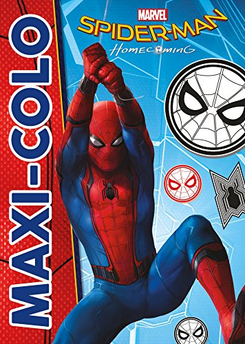 Spiderman Homecoming maxi colo (Spider-man-colo)