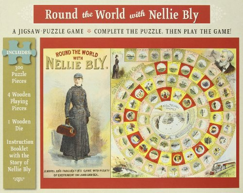Round the World With Nellie Bly 300 Piec