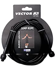 Vector X Skipping Rope (Black)