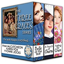 The Three Graces Trilogy: Victorian Romance Boxed Set (English Edition)