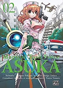 Magical Task Force Asuka Edition simple Tome 2