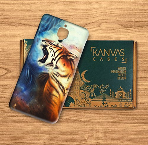 Honor 6x Back Cover KanvasCases Premium Designer 3D Printed Hard Case for Huawei Honor 6X