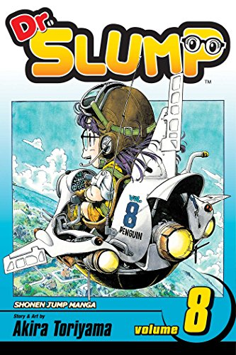 Dr. Slump, Vol. 8