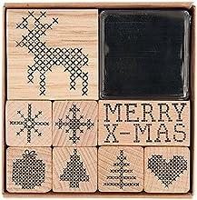 Rico Design Stamp Set - Regalo para la Navidad