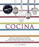 Cocina: Todas las técnicas y recetas paso a paso